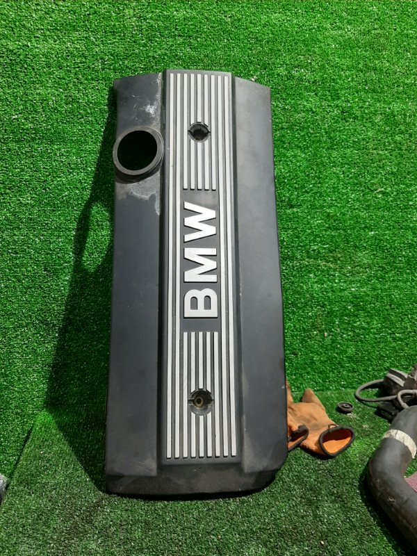 Крышка двс декоративная Bmw 3-Series E46 M54B22 2002 (б/у)