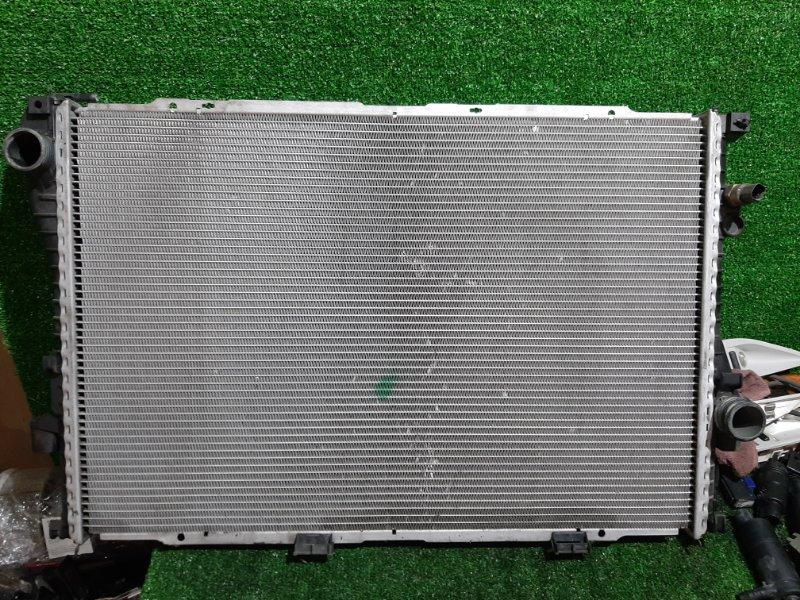 Радиатор Bmw 5-Series E39 M52B28 1996 (б/у)