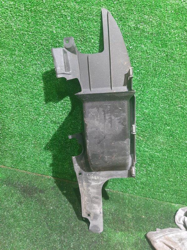 Воздуховод Bmw 5-Series E39 M54B25 2001 левый (б/у)