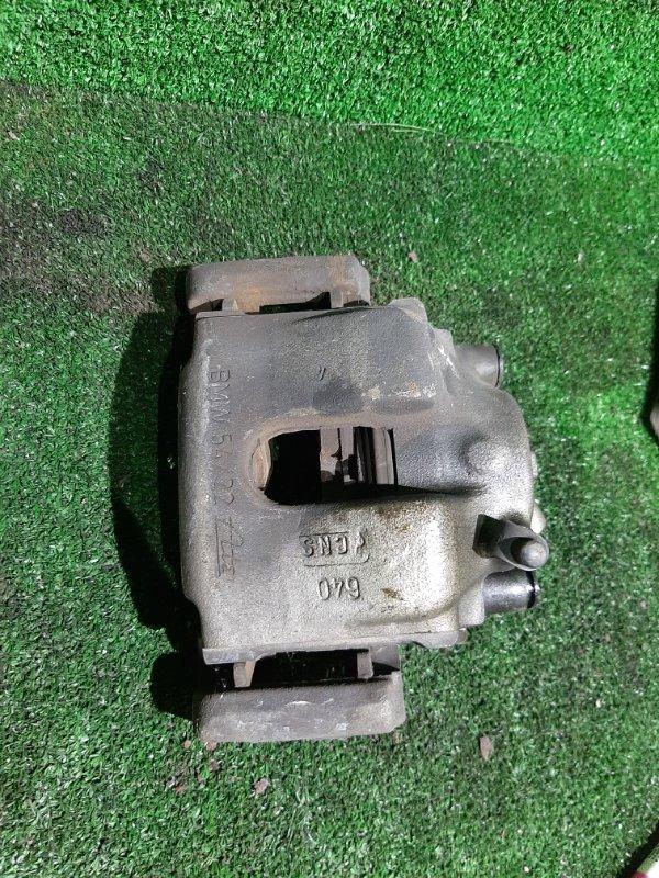 Суппорт Bmw 3-Series E46 M54B22 2002 передний правый (б/у)