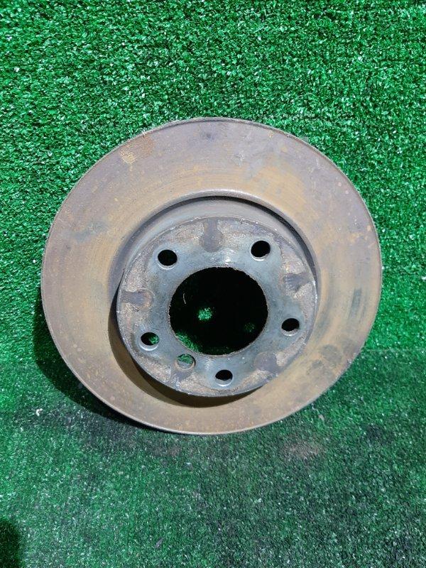 Диск тормозной Bmw 3-Series E46 M54B22 2002 передний левый (б/у)