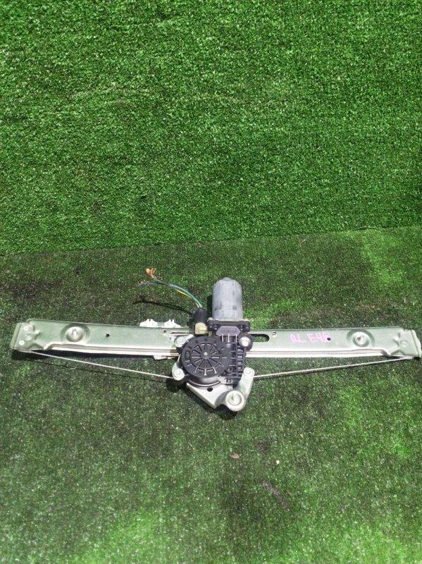 Стеклоподъемник Bmw 3-Series E46 M54B22 2002 задний левый (б/у)