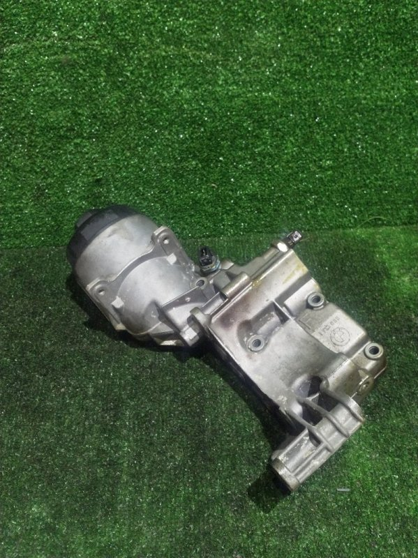Корпус масляного фильтра Bmw 3-Series E46 M54B22 2002 (б/у)