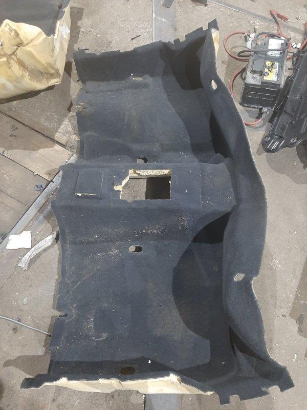 Ковер пола Bmw 3-Series E46 M54B22 2002 задний (б/у)