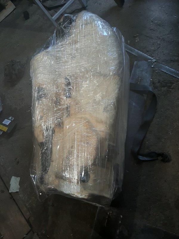 Ковер пола Bmw 3-Series E46 M54B22 2002 передний (б/у)
