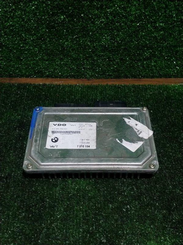 Блок управления акпп Bmw 7-Series E65 N62B44 2002 (б/у)