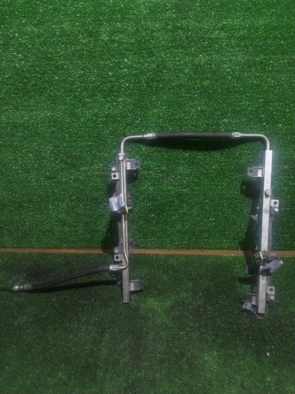 Топливная рампа Bmw 7-Series E65 N62B44 2002 (б/у)