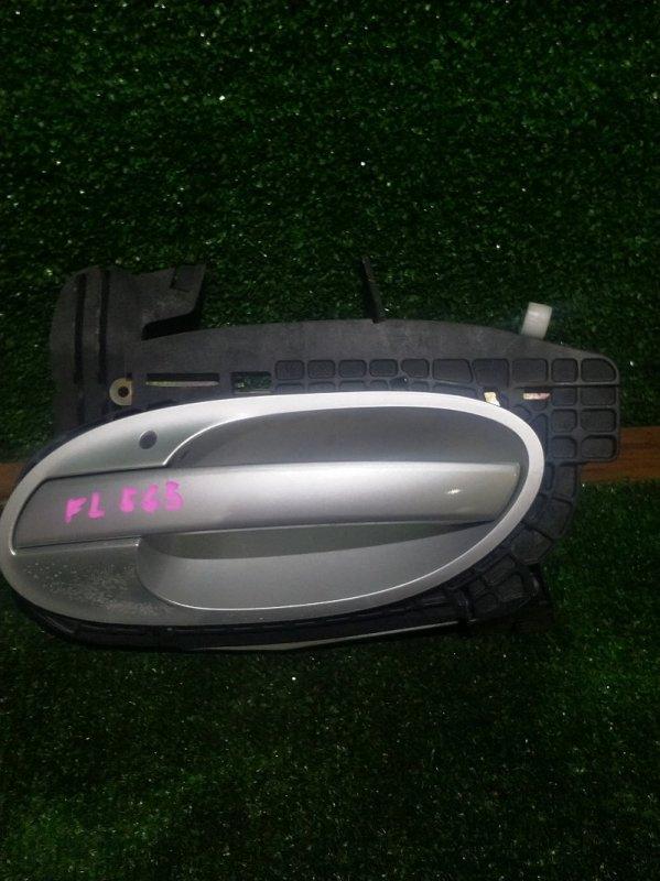 Ручка двери Bmw 7-Series E65 N62B44 2002 передняя левая (б/у)