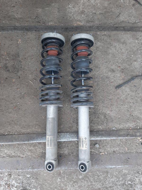 Стойка Bmw 5-Series E60 M54B30 2003 задняя (б/у)