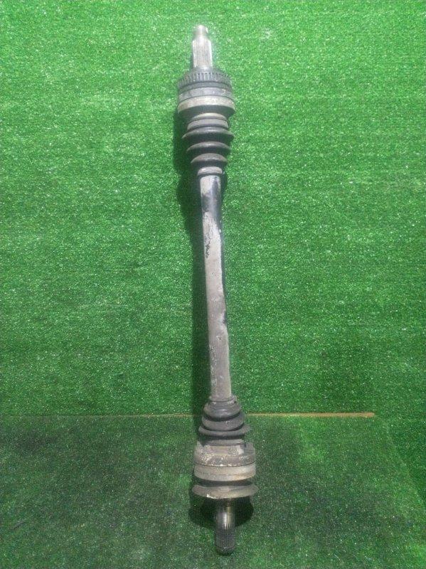 Привод Bmw 3-Series E46 M54B22 2002 задний правый (б/у)
