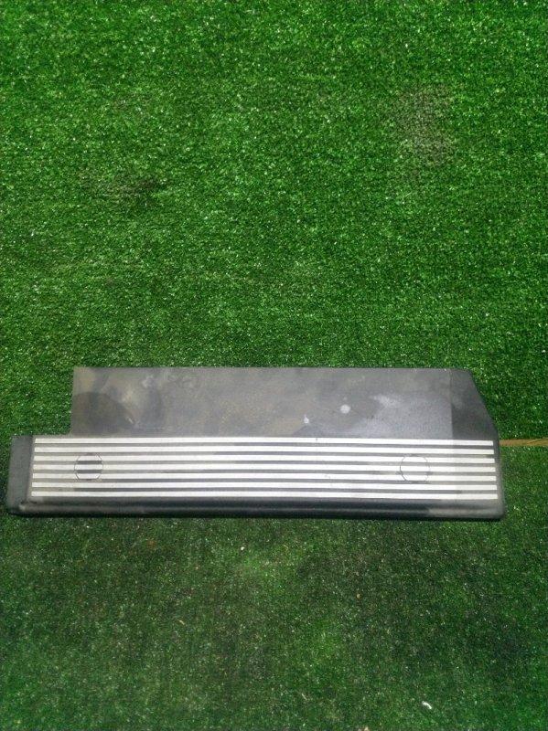 Крышка двс декоративная Bmw 5-Series E60 M54B30 2003 (б/у)