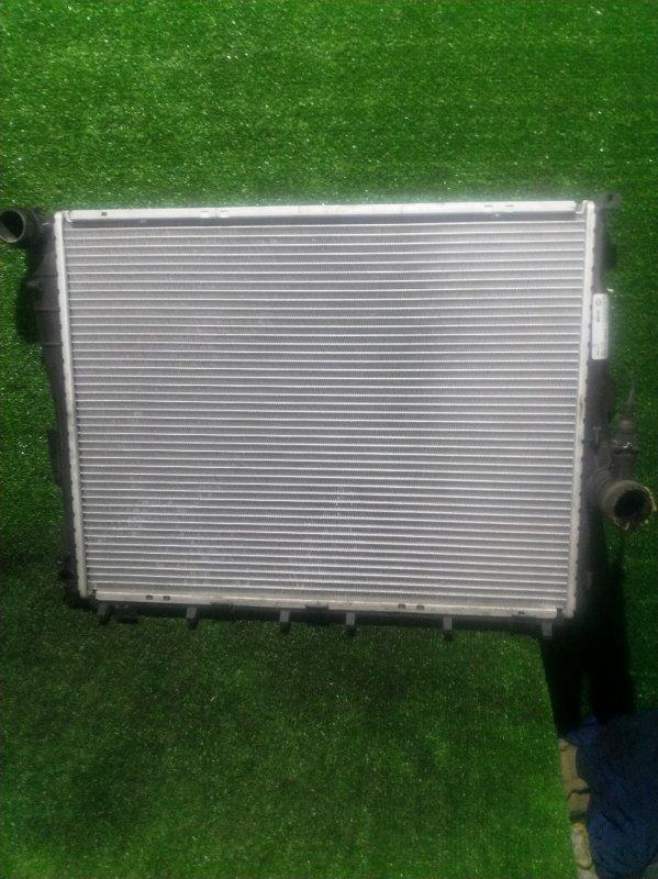 Радиатор Bmw 3-Series E46 M54B22 (б/у)