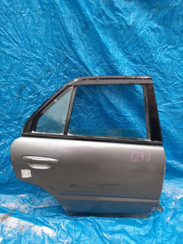 Дверь Nissan Skyline ER34 задняя правая (б/у)