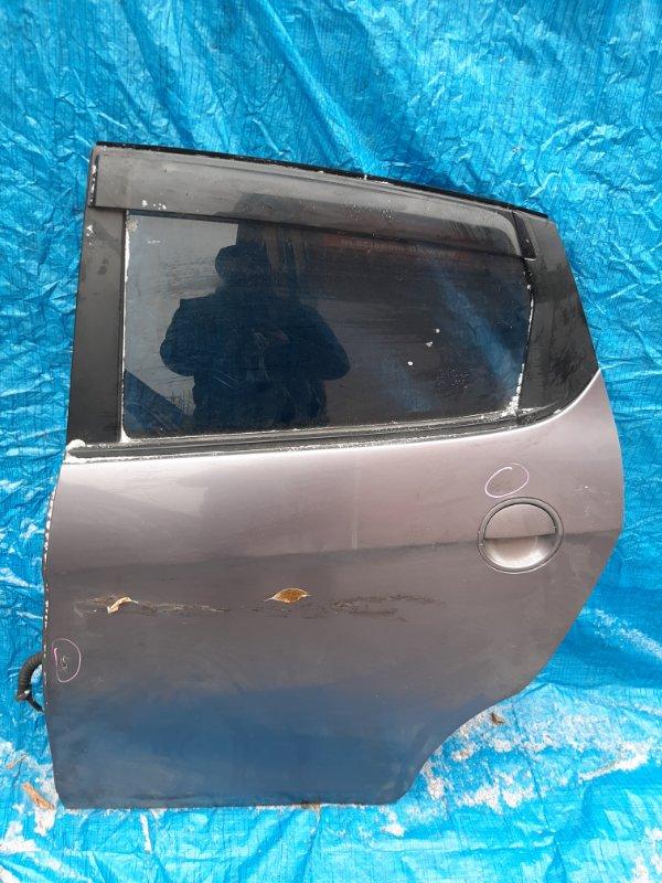 Дверь Suzuki Cervo HG21S задняя левая (б/у)