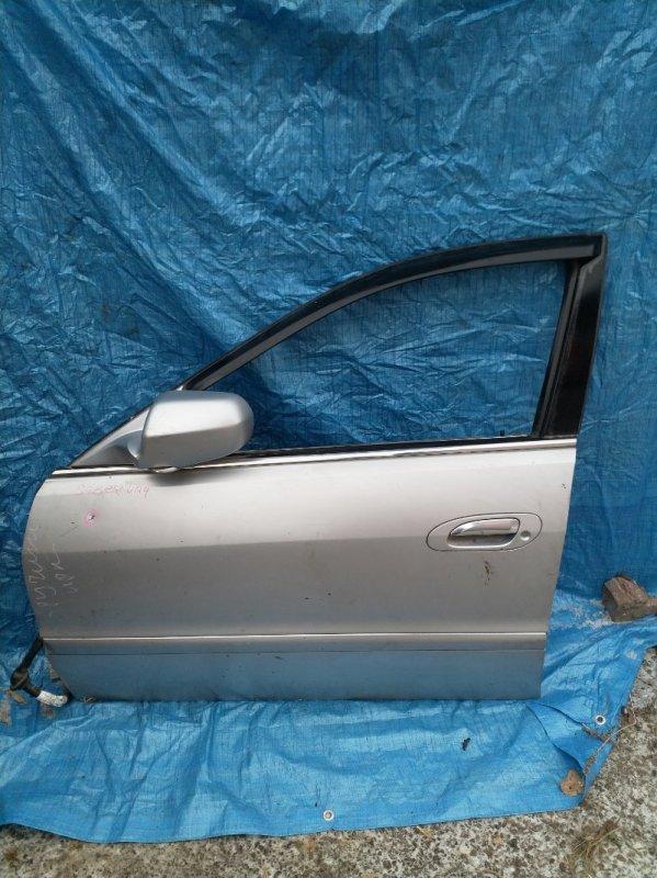 Дверь Honda Saber UA4 передняя левая (б/у)