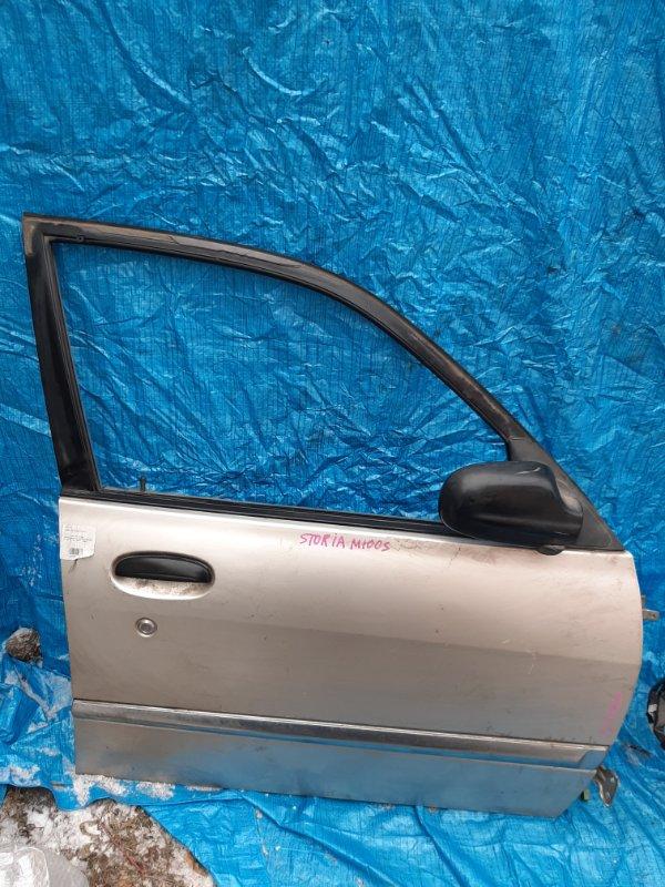 Дверь Daihatsu Storia M100A передняя правая (б/у)