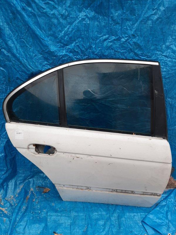 Дверь Bmw 5-Series E39 M52TU 1999 задняя правая (б/у)