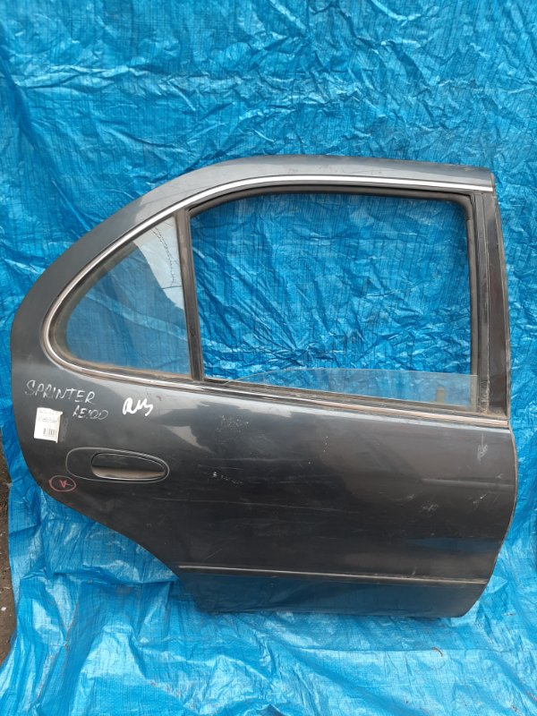 Дверь Toyota Sprinter AE100 задняя правая (б/у)