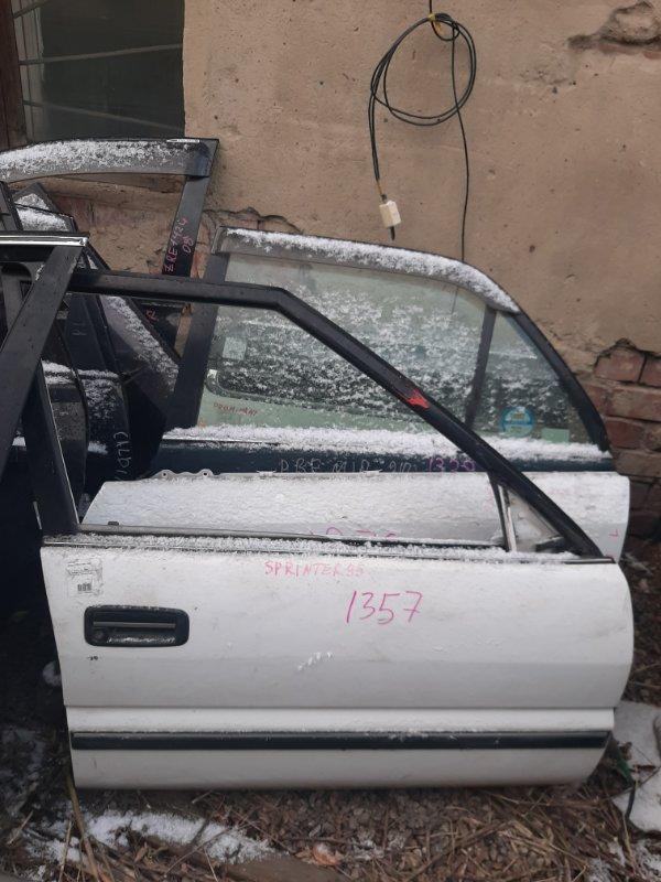 Дверь Toyota Sprinter AE95 передняя правая (б/у)