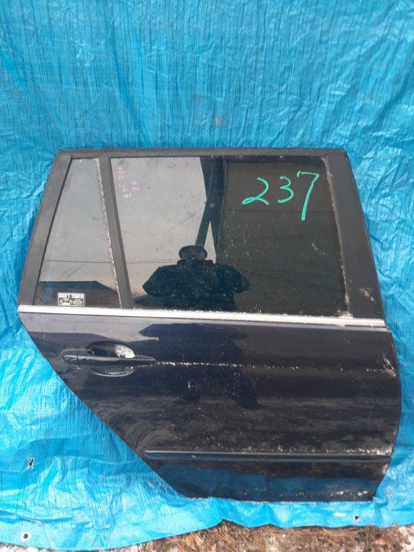 Дверь Bmw 3-Series E46 M54B25 2001 задняя правая (б/у)