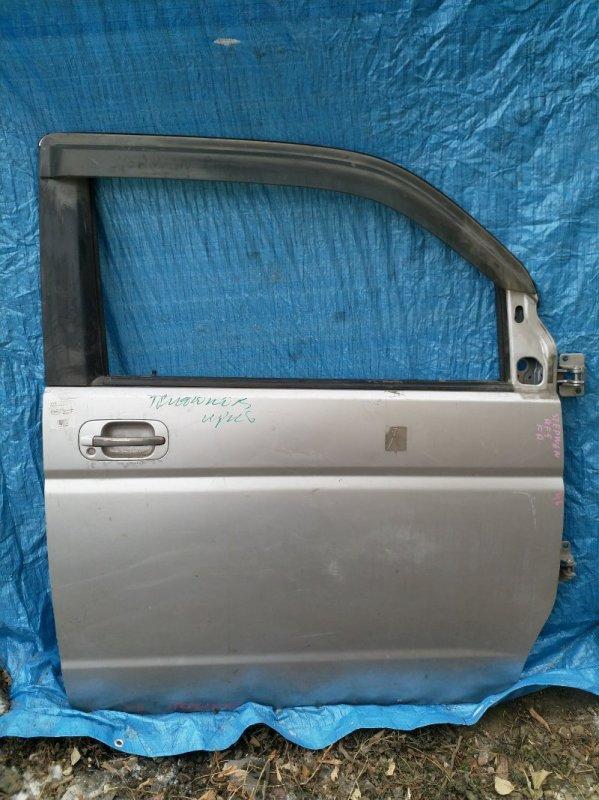 Дверь Honda Stepwgn RF3 передняя правая (б/у)