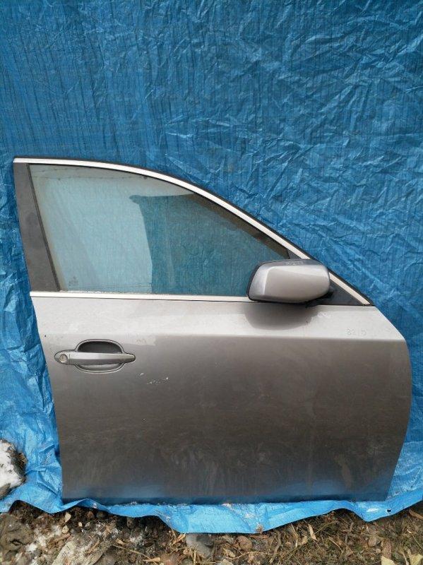 Дверь Bmw 5-Series E60 M54B30 2004 передняя правая (б/у)