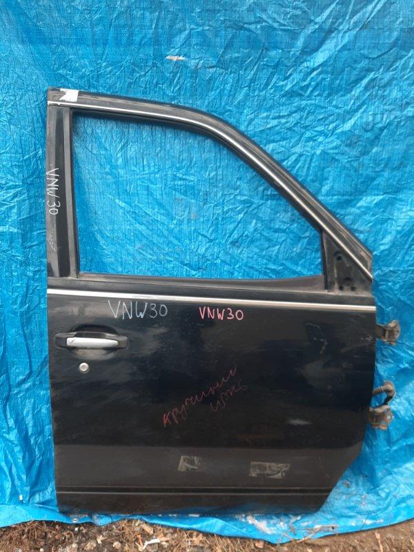 Дверь Nissan Largo W30 KA24 передняя правая (б/у)