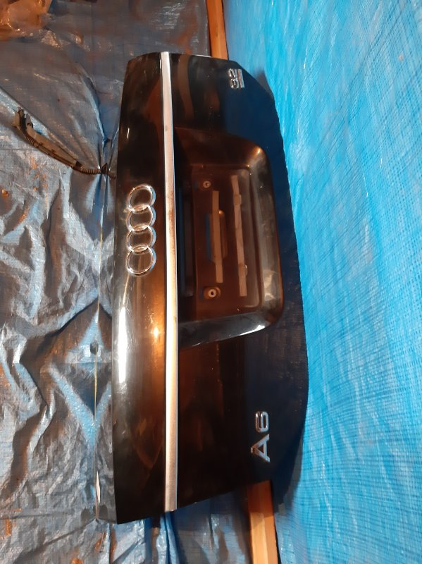 Крышка багажника Audi A6 C6 AUK 2006 (б/у)