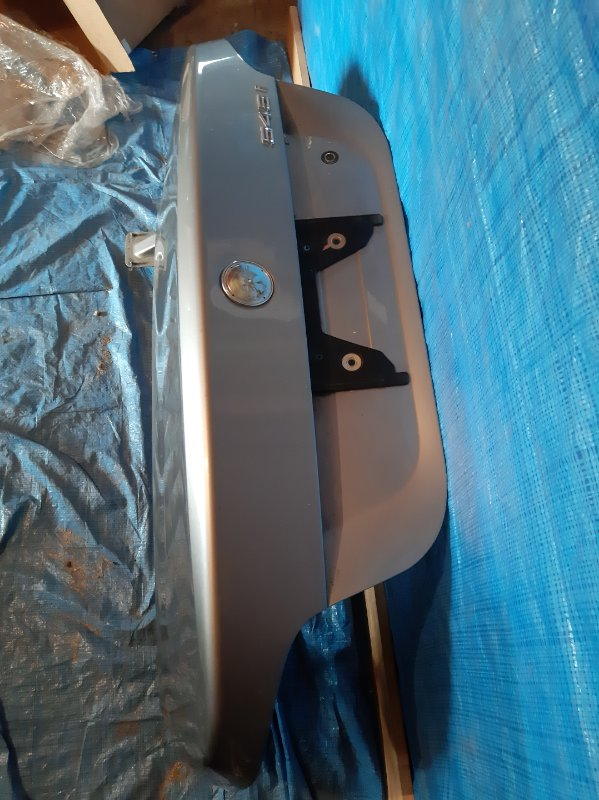 Крышка багажника Bmw 5-Series E60 M54B25 2004 (б/у)