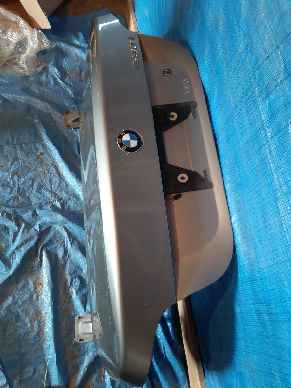 Крышка багажника Bmw 5-Series E60 M54B30 2004 (б/у)