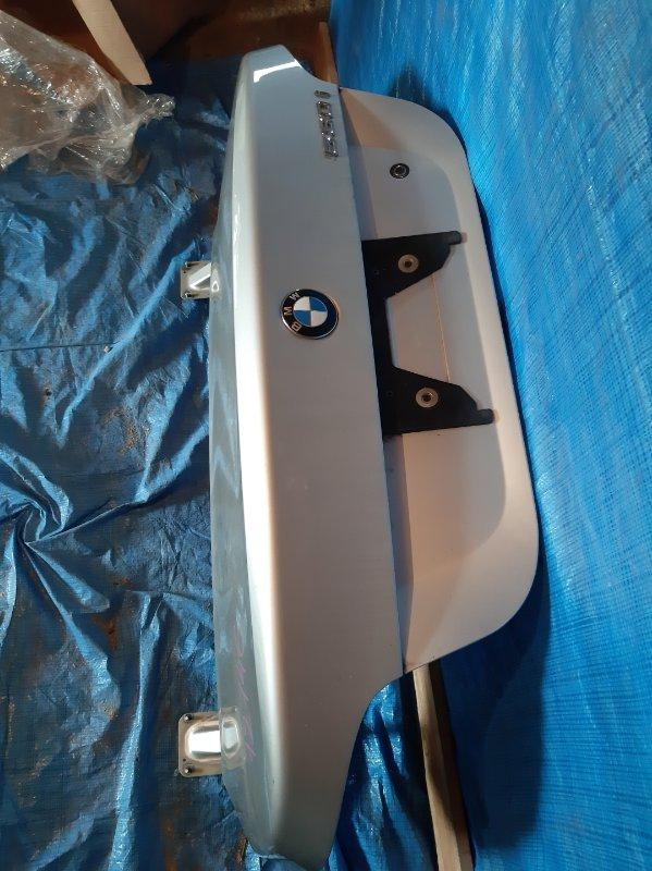 Крышка багажника Bmw 5-Series E60 M54B30 2003 (б/у)