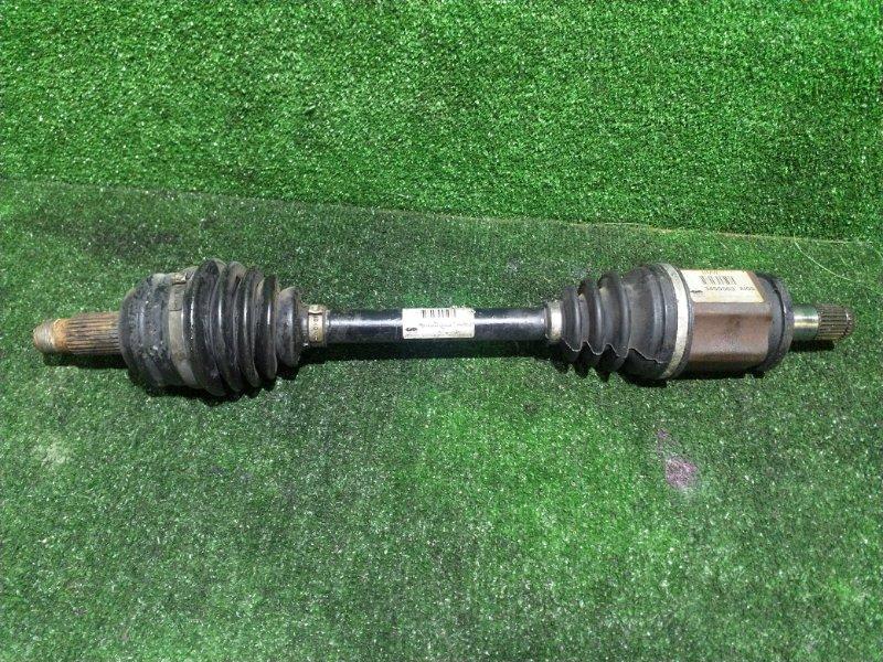 Привод Bmw X3 E83 N52B25 2008 передний левый (б/у)