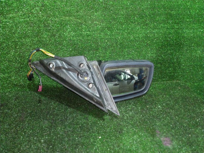 Зеркало Bmw 5-Series E60 M54B30 2003 переднее левое (б/у)