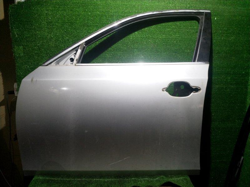 Дверь Bmw 5-Series E60 M54B30 2003 передняя левая (б/у)