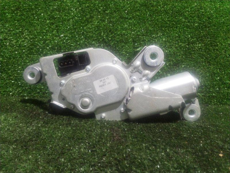 Мотор дворников Bmw X3 E83 N52B25 2008 задний (б/у)