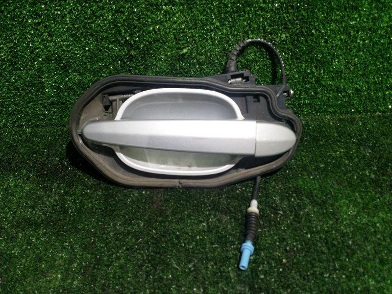 Ручка задней двери Bmw 5-Series E60 M54B30 2003 задняя левая (б/у)