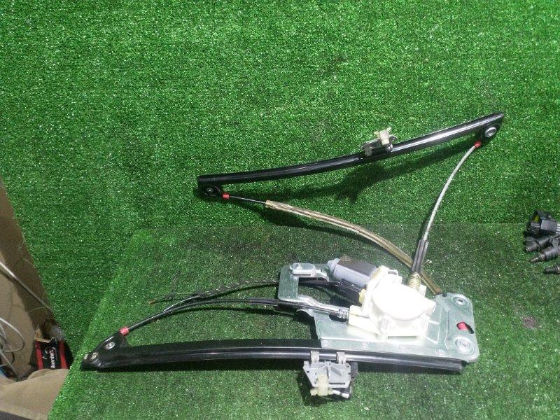 Стеклоподъемник Bmw 5-Series E39 M54B25 2001 передний правый (б/у)