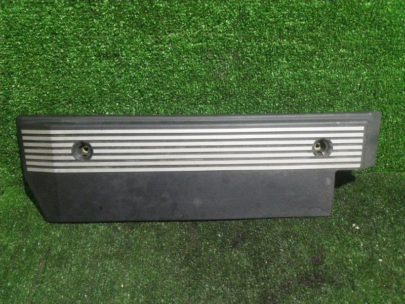Декоративная крышка двс Bmw 5-Series E39 M54B25 2001 (б/у)