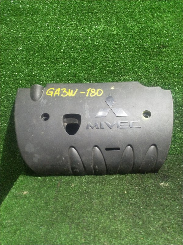 Декоративная крышка двс Mitsubishi Rvr GA3W 4B10 (б/у)