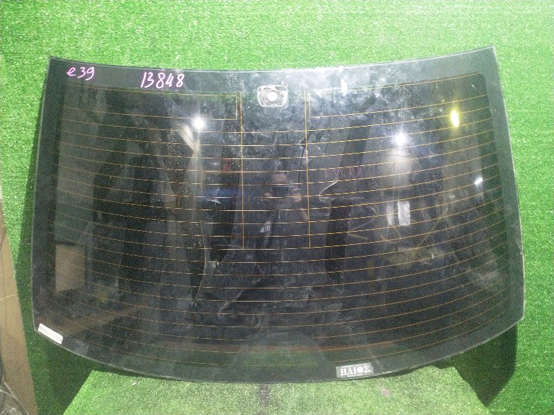 Стекло заднее Bmw 5-Series E39 M54B25 2001 (б/у)