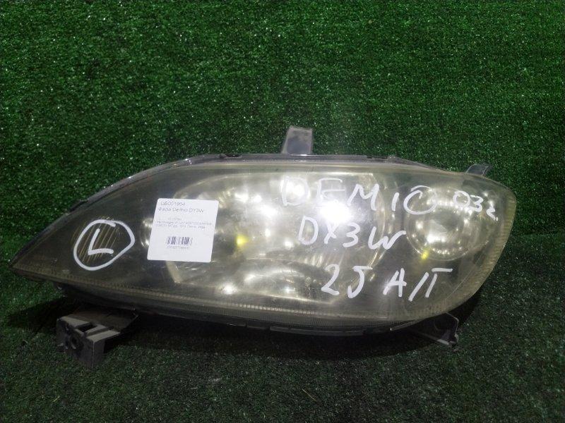 Фара Mazda Demio DY3W передняя левая (б/у)