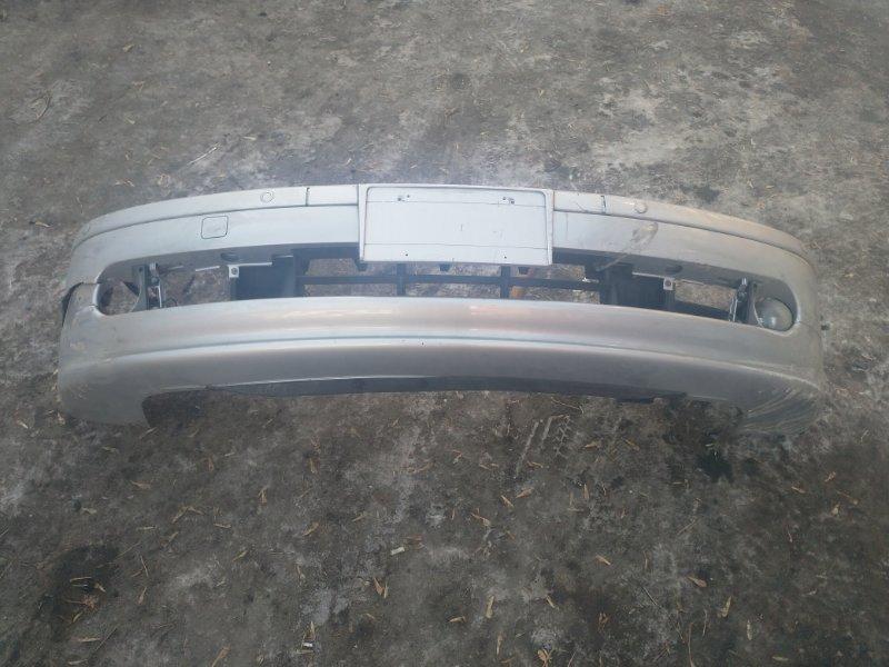 Бампер Bmw 5-Series E39 M54B25 2001 передний (б/у)
