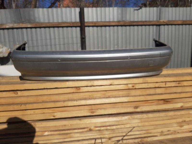 Бампер Bmw 5-Series E39 M54B25 2001 задний (б/у)