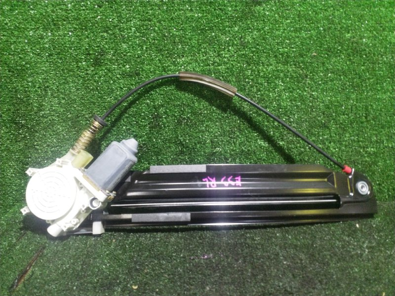 Стеклоподъемник Bmw 5-Series E39 M54B25 2001 задний левый (б/у)