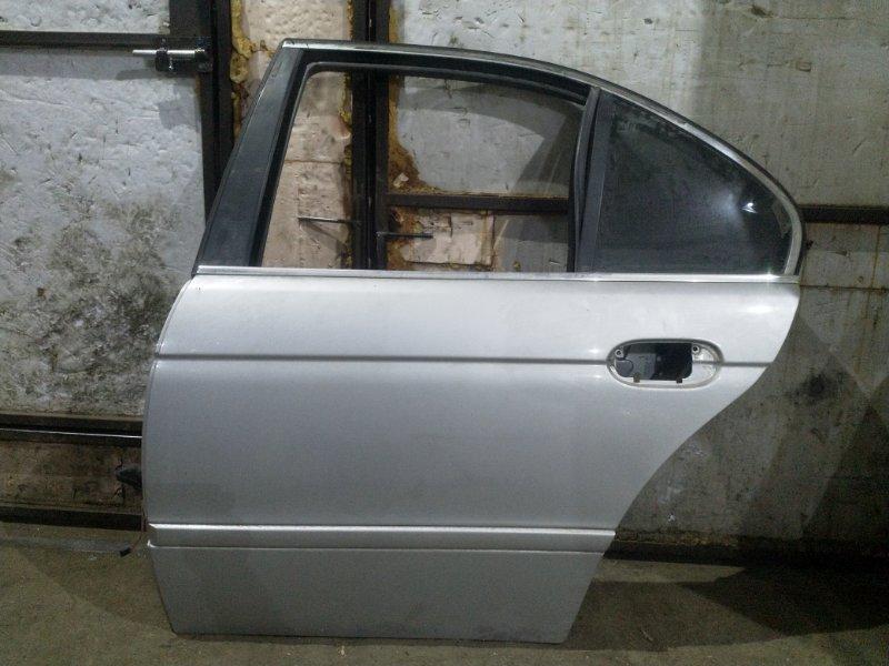 Дверь Bmw 5-Series E39 M54B25 2001 задняя левая (б/у)