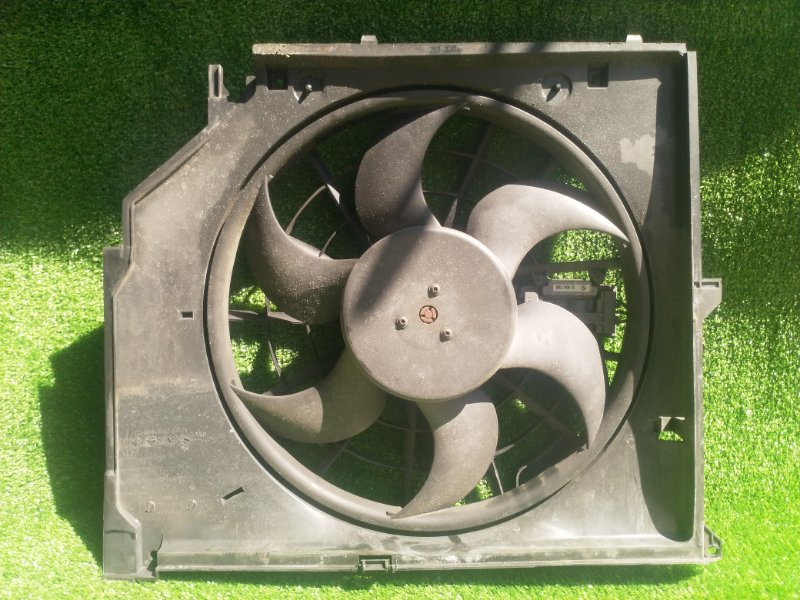 Вентилятор Bmw 3-Series E46 M54B22 (б/у)