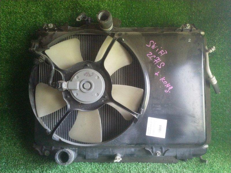 Радиатор Suzuki Swift ZC71S K12B (б/у)