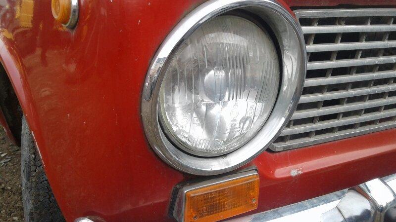 Фара Lada (Ваз) 2102 УНИВЕРСАЛ 1971 передняя правая (б/у)