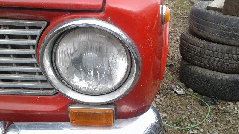 Фара Lada (Ваз) 2102 УНИВЕРСАЛ 1971 передняя левая (б/у)