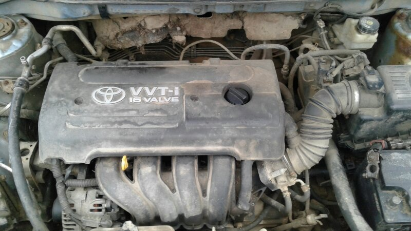 Двигатель Toyota Corolla СЕДАН 1.8 2003 (б/у)